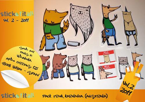 Pack from KAROLINEA by Vidalooka