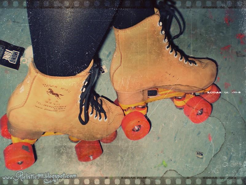 Disco Roller Skating