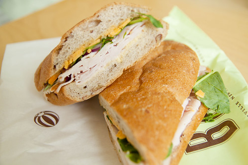 bouchon bakery turkey sandwich