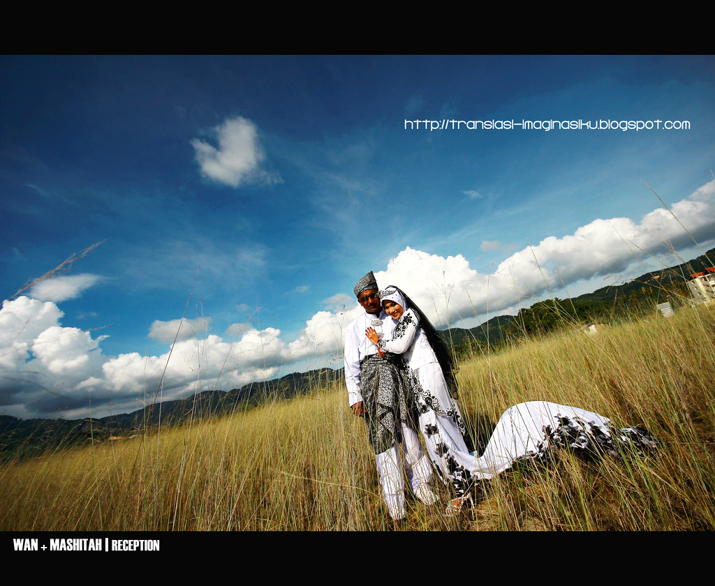 Preview: Reception [Wan & Mashitah]