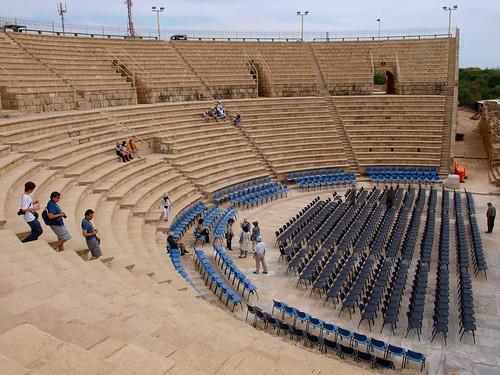 Cesarea - teatro romano