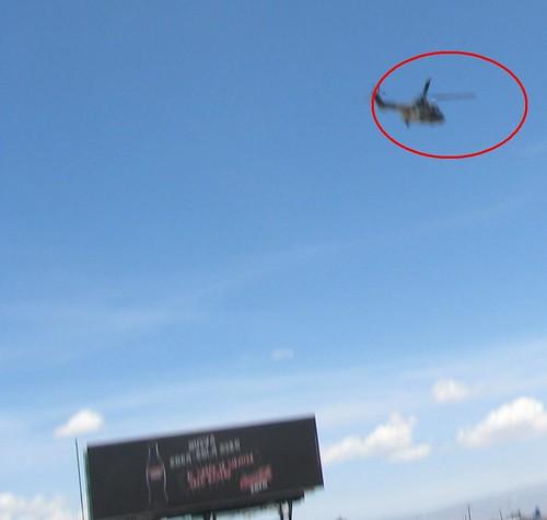 Helicoptero El Alto