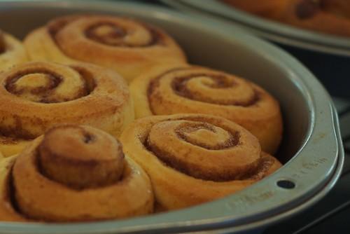 Cinnamon Swirl Rolls