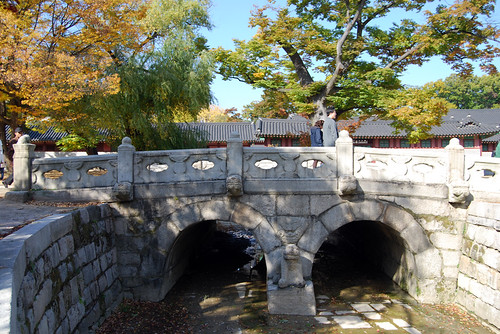 Geumcheongyo Bridge, Changdeokgung Palace