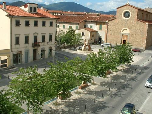 Immagine - Prato-p.zza S.Agostino