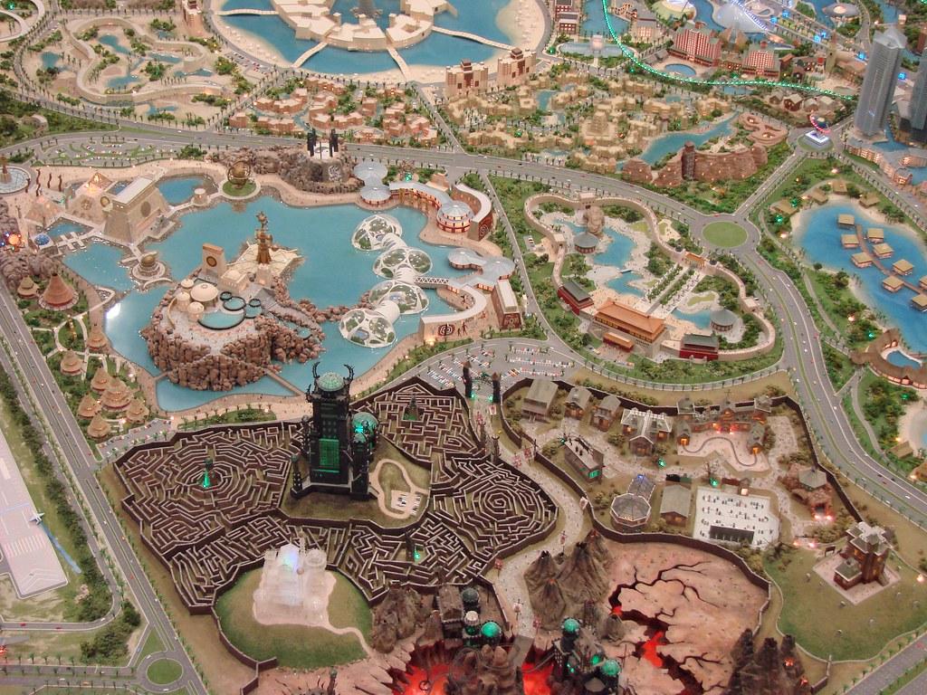 دبي لاند اسطوره جديده  2048349577_11006b375d_b