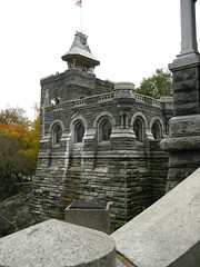 belvedere castle (Jana Carson) Tags: nyc november centralpark belvederecastle falltrees