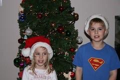 Kids Santa Hats