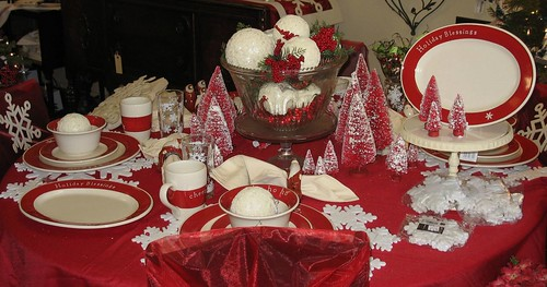 Christmas Expression Pottery 2007