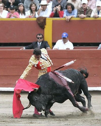 Derechazo de Enrique Ponce