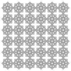 Arabesque (jbuddenh) Tags: pattern computergenerated patterns arabesque islamicpatterns