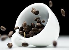 flying coffe (Tobias Akeblom) Tags: coffee topv2222 flying been1of100 topc50 100v10f topc100 500v50f topf250 topf200 brolly skyport elinchrome strobist mywinners inquiringmind world100f