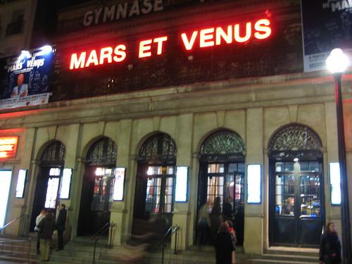 Mars et Venus by AndyRob.