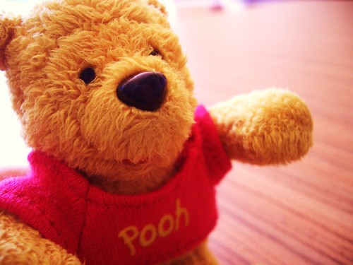 hi, pooh!