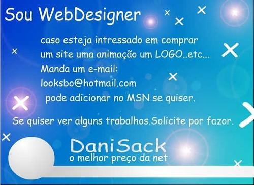 DaniSack por micreira.