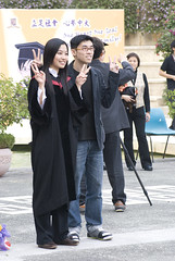 CUHK graduation