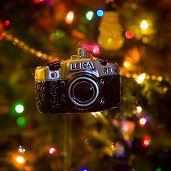 Leica R8 (LukeOlsen) Tags: christmas leica usa tree oregon portland ornament pw r8 strobist leicar8 lukeolsen pdxstrobist