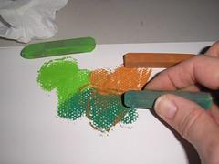 chalk pastels 1