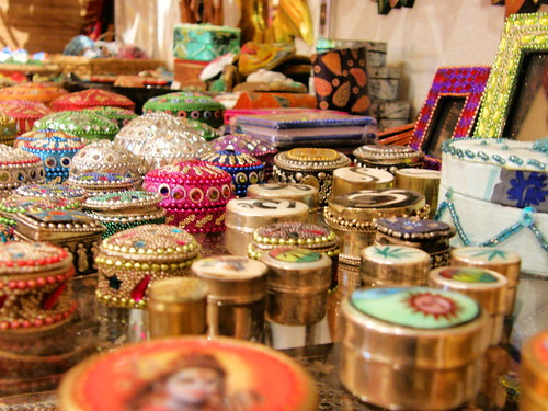 Indian shop in Ottensen, Hamburg by BohemianRaspberry.