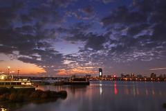 12/16 Dadaocheng Wharf (Locar XD) Tags: sunset canon eos wharf 30d dadaocheng    nd64 nd8  t124
