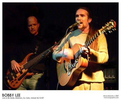 Bobby Lee - Live @ McDaids, Midelton