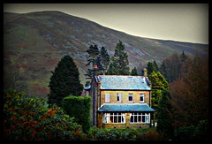"""bleak house"" (~ paddypix ~) Tags: winter england buildings countryside picnik moodyblues ukandireland scenicsnotjustlandscapes"