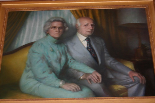 Max and Clara Fortunoff Portrait