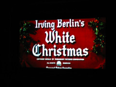 White Christmas screen