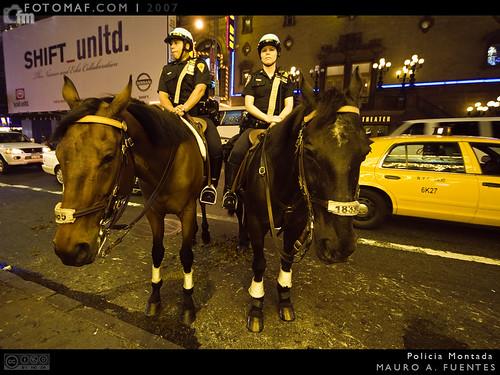 PoliciaMontada