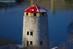 Tower at Fort Henry (Ron Pettitt) Tags: kingston forthenry guardtower