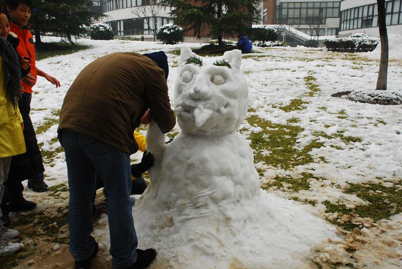 Snow Ogre