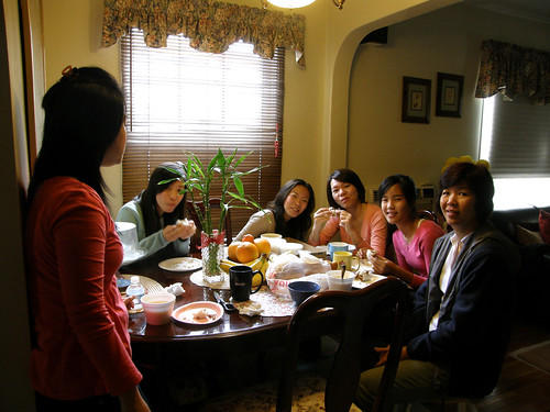 day 2 - big family breakfast