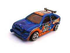 Hotwheels - Ford Escort Rally