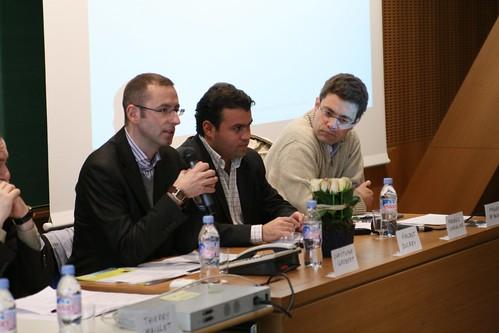 Journée Néthique 3, Vers une néthique des réseaux sociaux  ? : Christophe Grébert, Vincent Ducrey, Amaury de Buchet