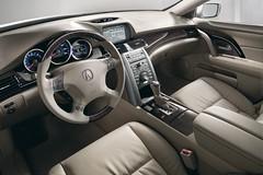 2009 Acura RL Interior