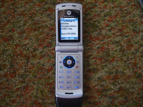 Motorola w375 open