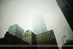 IDS Tower, Minneapolis, Minnesota (Seven Seconds Before Sunrise) Tags: building minnesota fog architecture downtown unitedstates minneapolis twincities idstower