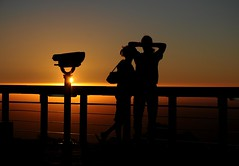 Romantic sunset (~tonzze) Tags: sunset australia victoria lookout tourists romantic dandenongs dandenongranges skyhigh 1870nikkor romanticsunset