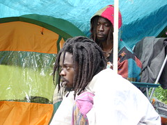 rastafari (dedelupa) Tags: friends music festival estate reggae colori dreadlock tenda campeggio sunsplash07