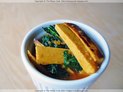 Vegetarian Penang Curry