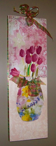 TULIP ORIGINAL CANVAS CREATION