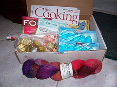 a box from my new BFF!