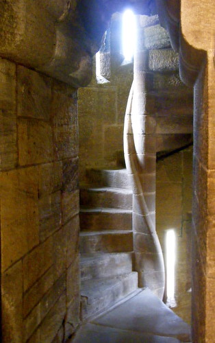 Wallace Monument Stairwell