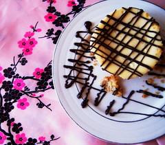 mini cheesecakes (amanda (slh)) Tags: cake dessert baking chocolate treats goddess cheesecake domestic sweets lawson nigella