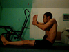 Frontbending Sequence (YogiOdie) Tags: yoga stretch stretching contortion bendy flexibility flexible stretchy limber frontbend