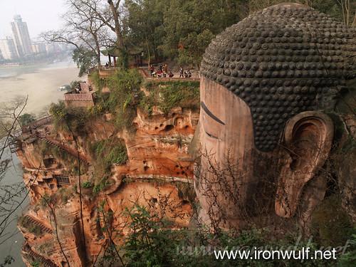 Leshan Giant Buddha Profile
