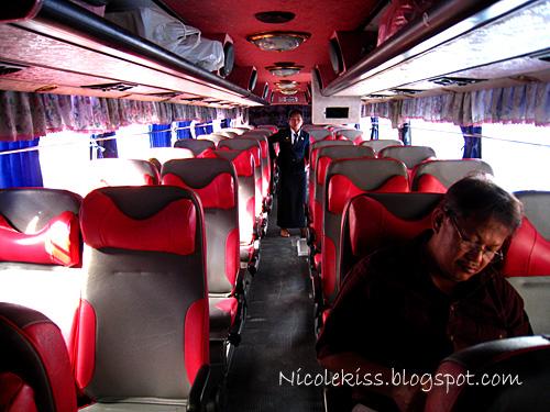 bus to bangkok