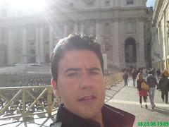 en Roma (okzelui) Tags: italy sun rome roma sol italia roman basilica catedral vaticano sanpietro cupula sanpedro basilicasanpietro basilicadesanpedro cittadelvaticano sevillista okzelui catedraldesanpedro
