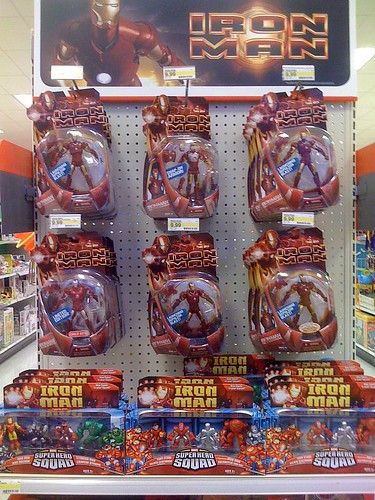 I Am Iron Man Toys