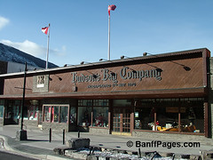 the Bay Banff / Hudson's Bay Company